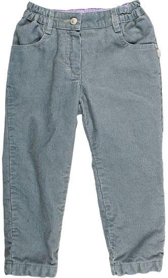 MMDadak chlapecké manšestrové kalhoty 80 sivá