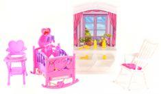 Lamps Glorie dječja soba sa zipkom