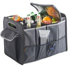 VonHaus prtljažni organizator za avto 18/002 + hladilna torba
