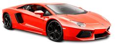 Maisto Lamborghini Aventador narancssárga 1:24