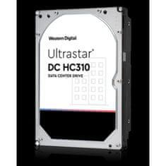 Western Digital trdi disk HGST, 4 TB, SATA 3, 6 GB/s, 256 MB, 7200 ULTRASTAR DC HC310 7K8 512e