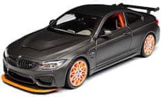 Maisto BMW M4 GTS szürke 1:24