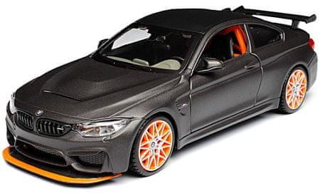 Maisto model samochodu BMW M4 GTS 1:24, szary