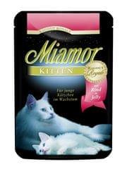Finnern Ragout Kitten hovězí kapsička 100g