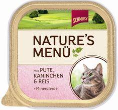 Schmusy Nature Kitten paštika telecí+drůbež 100g