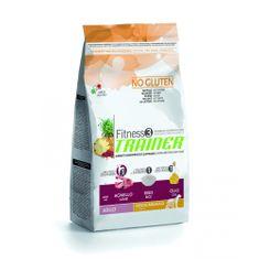 TRAINER Fitness3 Adult Medium/Maxi jehně+rýže 3kg