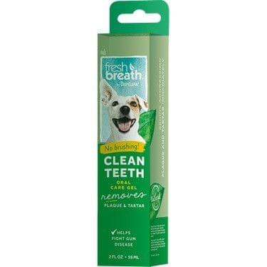 TropiClean Čistící gel na zuby pro psy 59ml