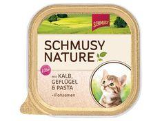 Schmusy Nature paštika hovězí+drůbež 100g
