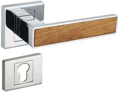 Infinity Line Concept 700 chrom/dub - klika ke dveřím