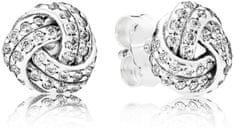 Pandora Bedugós fülbevaló 290696CZ ezüst 925/1000
