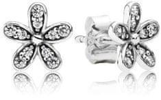 Pandora Fülbevaló Virágok 290570CZ ezüst 925/1000
