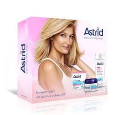 Astrid Ajándékcsomag - Teljes ápolás száraz és érzékeny bőrre