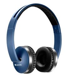 Canyon Bluetooth bezdrôtové skladacie slúchadlá, bluetooth 4.2, modré CNS-CBTHS2BL