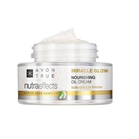 Avon Nutening NutriEffects (Nourishing Oil ) Cream (Nourishing Oil ) 50 ml