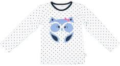 MMDadak majica za djevojčice Sova