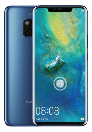 Huawei Mate 20 Pro, 6GB/128GB, SINGLE SIM, Midnight Blue