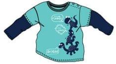 Carodel chlapecké tričko s dinosaury