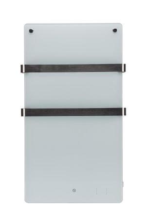 SunDirect IR grijaća ploča TH400, dva držača za ručnike