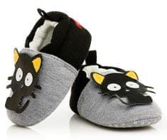 Attractive dječačke papuče s mačkom