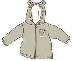 Carodel Fiú pulóver medvével