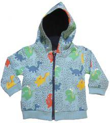 Carodel chłopięca bluza z dinozaurami