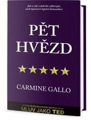 Gallo Carmine: Pět hvězd