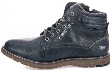 cd68d572ce75 Mustang pánská kotníčková obuv 42 tmavě modrá