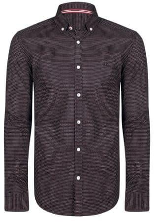 FELIX HARDY pánská košile XXL čierna