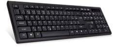 Connect IT kancelárska USB klávesnica, CZ/SK (CKB-3058-CS)