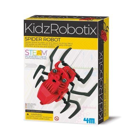 4M robot pajek