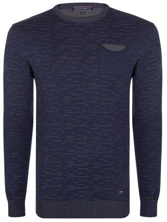 FELIX HARDY muški pulover, XXL, tamno plavi