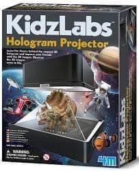 4M holografski projektor