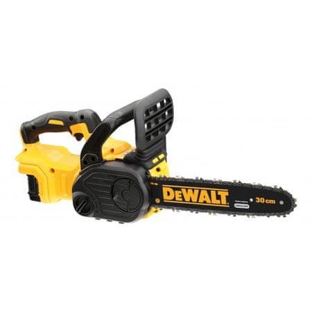 DeWalt akumulatorska verižna žaga DCM565P1-QW, 18V, 30cm, 5.0Ah