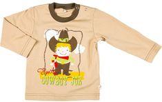 MMDadak majica za dječake Kauboj