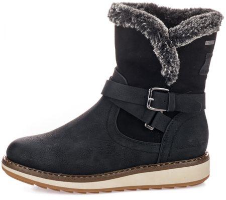 93078bf665 Tom Tailor dámská kotníčková obuv 41 čierna
