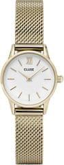 Cluse La Vedette Mesh Gold/White CL50007