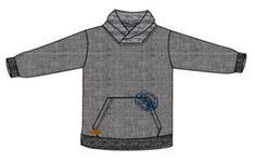 Carodel bluza chłopięca