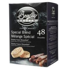 Bradley Smoker Brikety na údenie Special Blend 48 ks