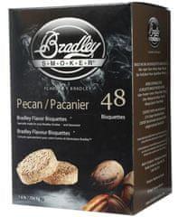 Bradley Smoker Brikety na údenie Pecan 48 ks