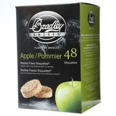 Bradley Smoker Brikety na údenie Jabloň 48 ks