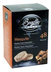 Bradley Smoker Brikety na údenie Mesquite 48 ks