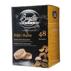 Bradley Smoker Brikety na údenie Jelša 48 ks
