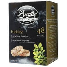 Bradley Smoker Brikety na údenie Hickory 48 ks