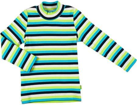MMDadak fantovski pulover Vlci, 80, večbarven