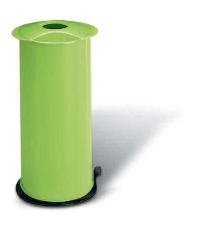 Meliconi stiskalec pločevink in plastenk - zeleno