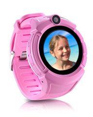 Carneo GPS GUARDKID + PINK intelligens óra gyermekeknek