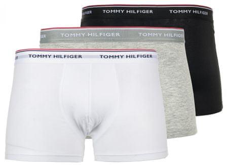 Tommy Hilfiger komplet moških boksaric, 3 kosi, S, večbarvne