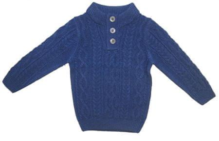 Carodel chlapecký svetr 110 modrá