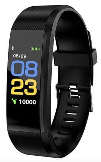 Carneo Fit Essential, fitness náramek na měření krevního tlaku a srdečního tepu