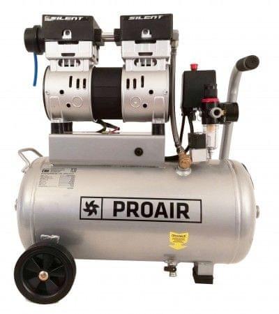 OMEGA AIR tihi brezoljni batni kompresor DPS 0,75/24 (1401095)